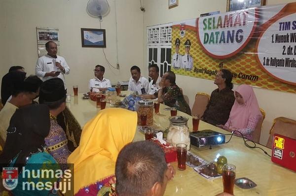 Tim Akreditasi Kemenkes akan Survei Puskesmas Panggung Jaya
