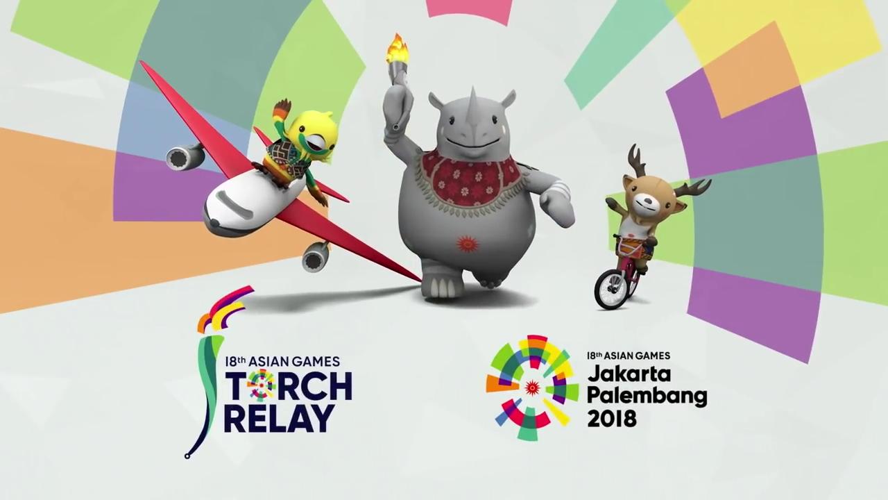7 Agustus Torch Relay Asian Games 2018 Dijadwalkan Singgah Di Mesuji Pemerintah Kabupaten Mesuji