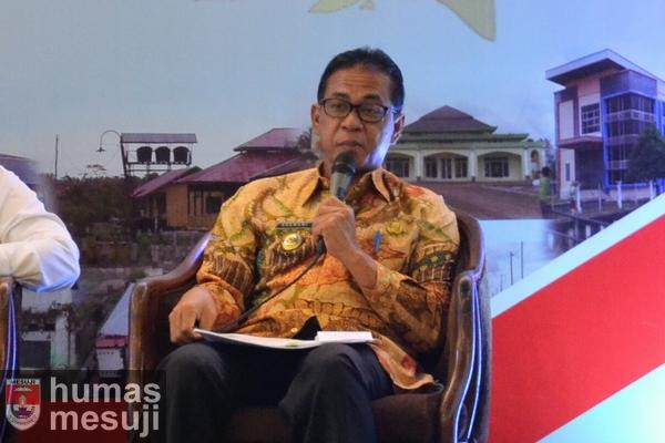 Lagi, Bupati Mesuji Diundang Kemendes-PDTT Jadi Narasumber