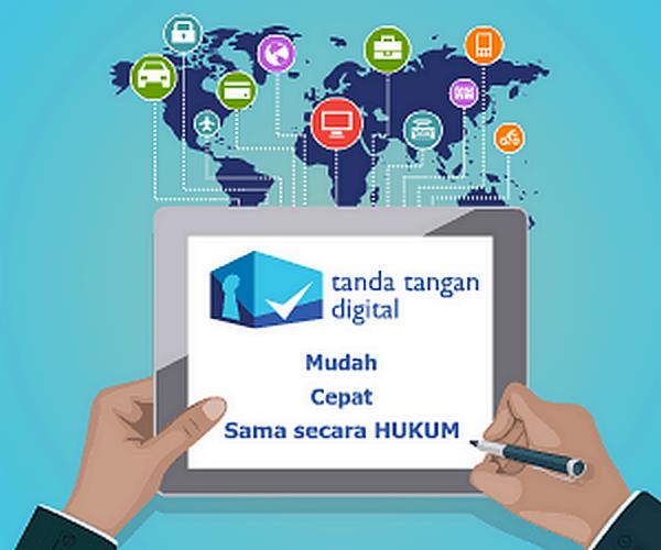 Perkuat E-Government, Pemkab Mesuji Uji Coba Tanda Tangan Digital